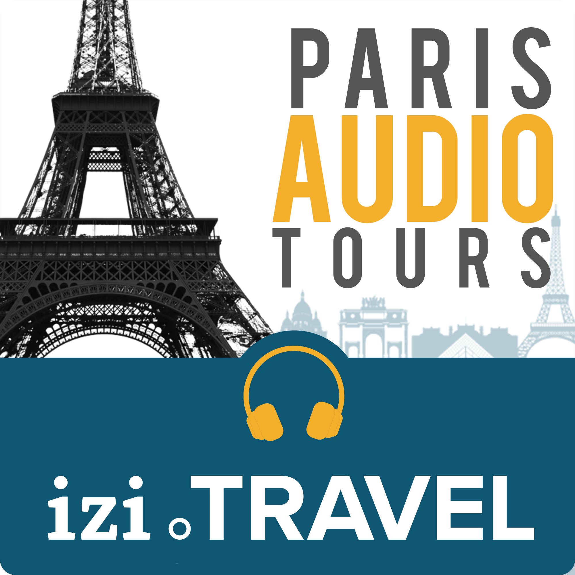 Paris Audio Guides
