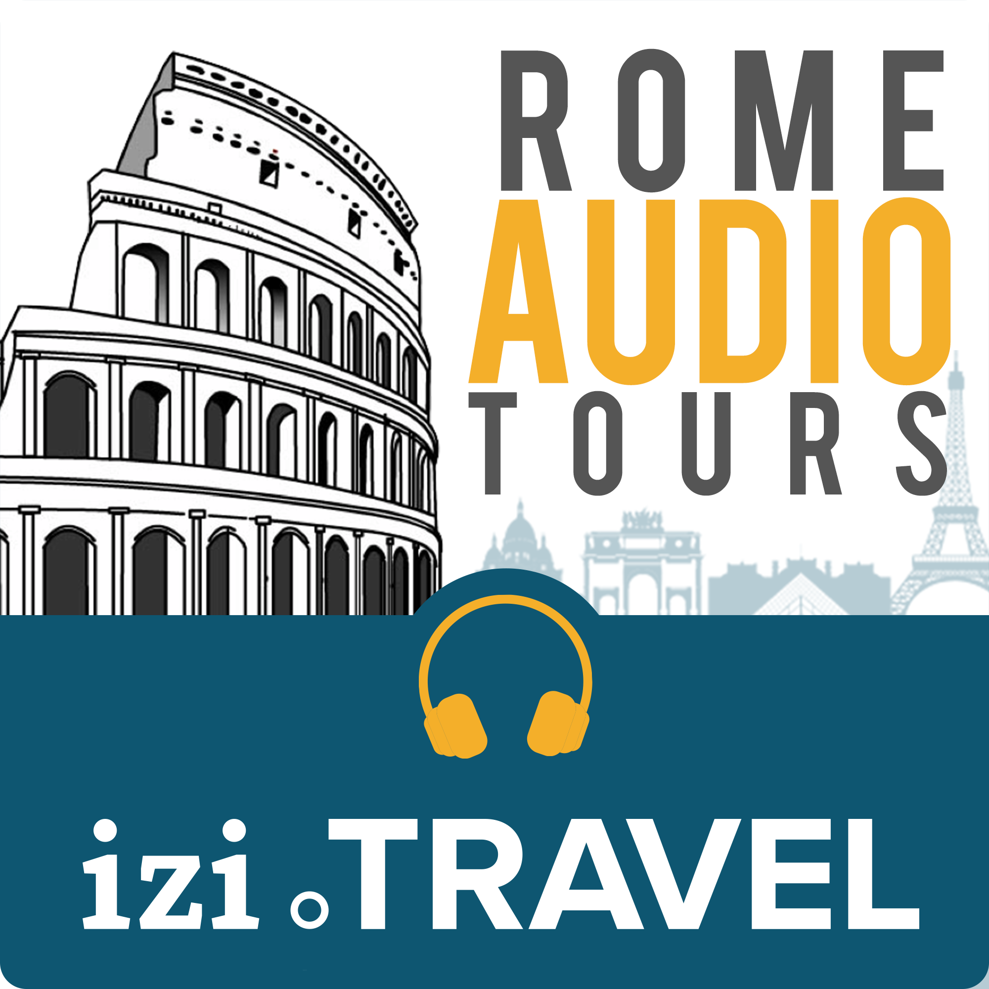 Rome Audio Guides